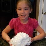 Frugal Family Fun: Ivory Soap Clouds (Day 18)