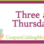 Three A Thursday: Companies To Contact For Coupons 2/7/13