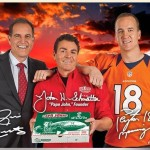 Papa John's Super Bowl Coin Toss: Possibly Win FREE Large Pizza