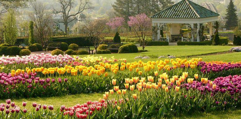 Hershey Gardens Free Admission 4 26 15