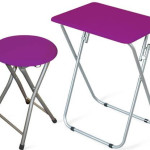 Multipurpose Folding Table with Matching Stool Only $29.99 Shipped (Reg. Price $80)