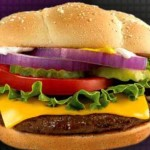 My Coke Rewards: FREE McDonald's Quarter Pounder Burger Only 25 Points (6/19 only)