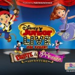 Disney Junior Live On Tour! Pirate and Princess Adventure Coming To Reading, PA – Enter To Win Tickets (ends 10/22/13)