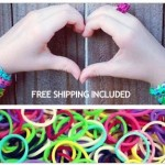 Pay Only $10 For 2 Loom Band Kits Shipped!